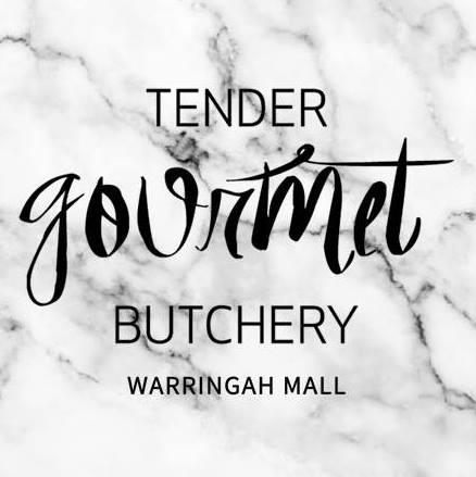 Tender Gourmet Butchery  logo