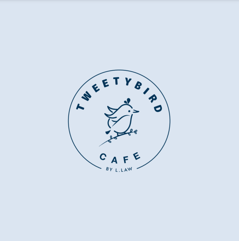 Tweety Bird Cafe by L.Law logo