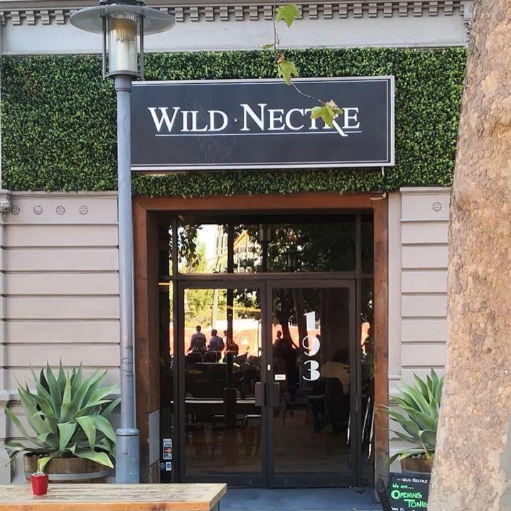 Wild Nectre logo