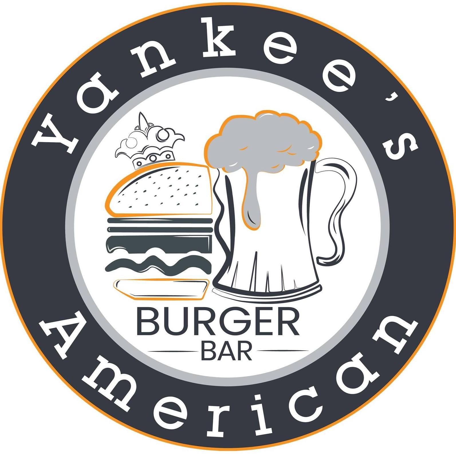 Yankee's Burger Bar logo